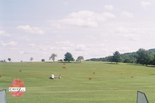 Driving Range at Harris Hill by Chic Jae Photography
