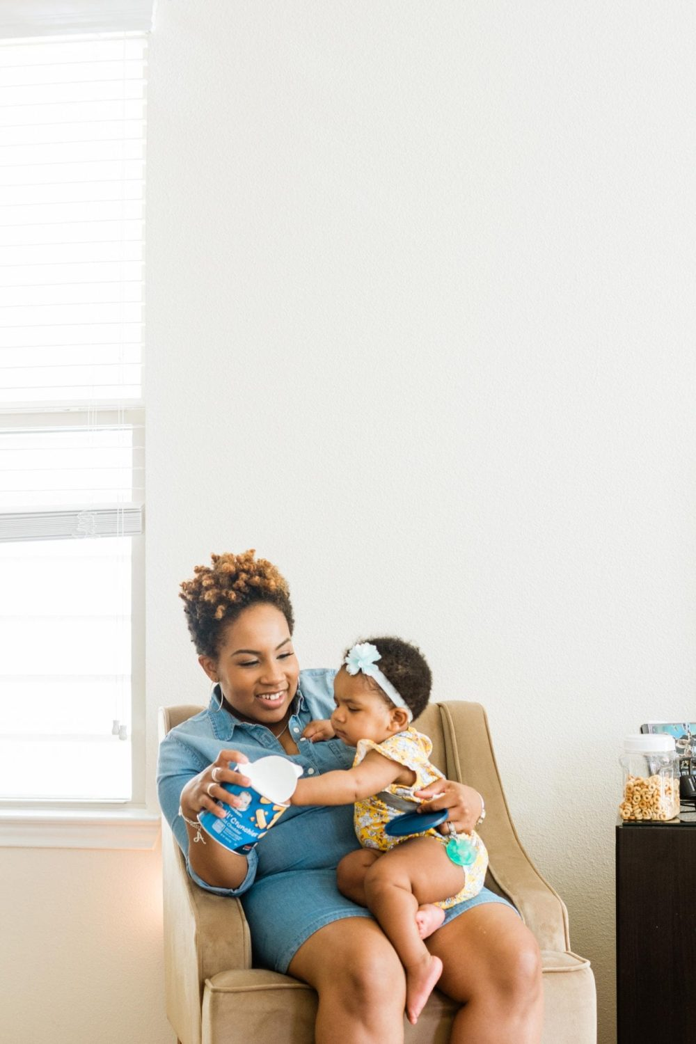 Amaris & Ari – Mama & Me | Houston Family Home Session