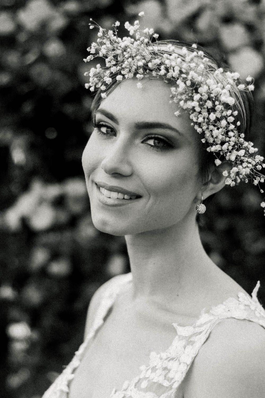 Eco – Friendly Bridal Session